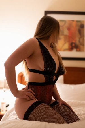 Allysson independent escort in Lenexa