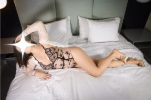 Anna-paola outcall escorts